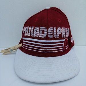 NEW ERA PHILADELPHIA PHILLIES FITTED CAP